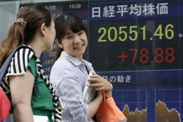 الأسواق الآسيوية متباينة وسط ترقب التطورات الجيوسياسية