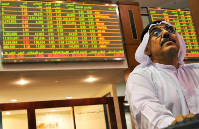 أسهم دبي تتكبد خسائر  أسبوعية بنحو 9.5 مليارات درهم بسبب تغريدات ترامب