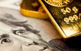 أسعار الذهب تحقق مكاسب بأكثر من 13دولار بدعم من توقعات خفض أسعار الفائدة