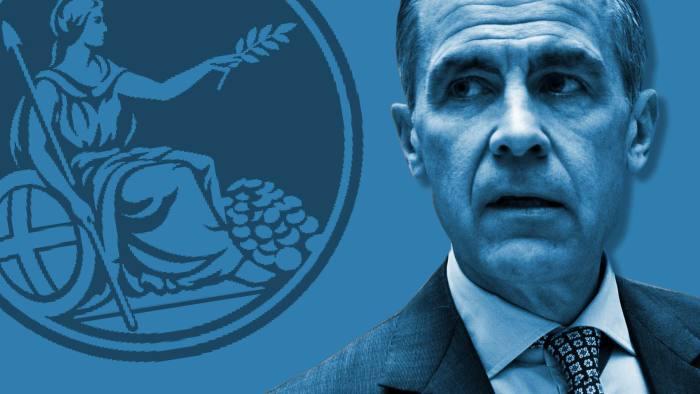 من سيخلف مارك كارني في رئاسة بنك انجلترا المركزي ؟