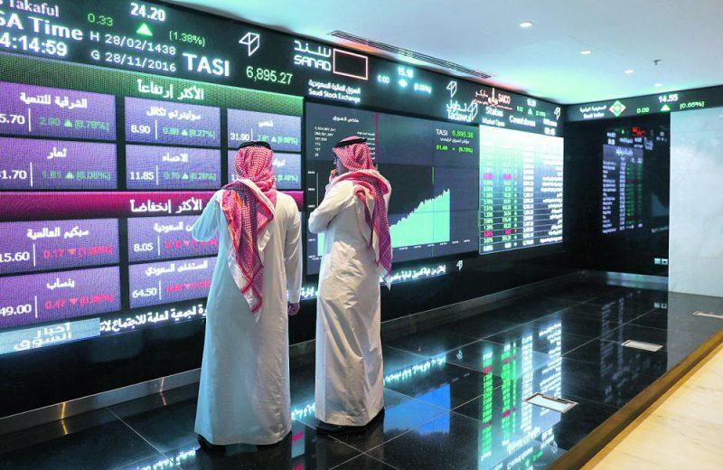 الأسهم السعودية تحقق مكاسب سوقية بقيمة 110 مليارات ريال خلال تداولات شهر مايو