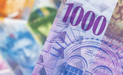 أسعار العملات اليوم : ارتفاع الفرنك السويسري والين الياباني مع استمرار التوترات التجارية