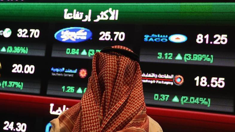 السوق السعودي ينهي جلسة اليوم مرتفعا بنحو 1.1% عند 8483 نقطة