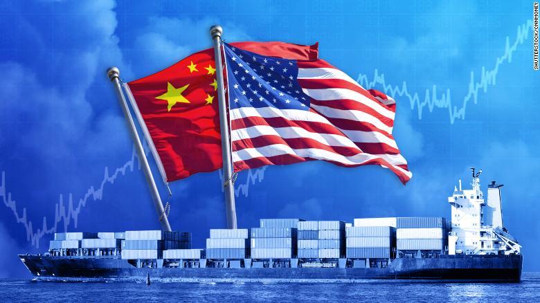 الحرب التجارية : الصين حريصة على استمرار المحادثات في حين أن الولايات المتحدة تدرس إدراج المزيد من الشركات في القائمة السوداء