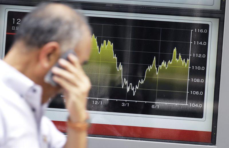 أسواق آسيا متباينة مع تزايد المخاوف التجارية