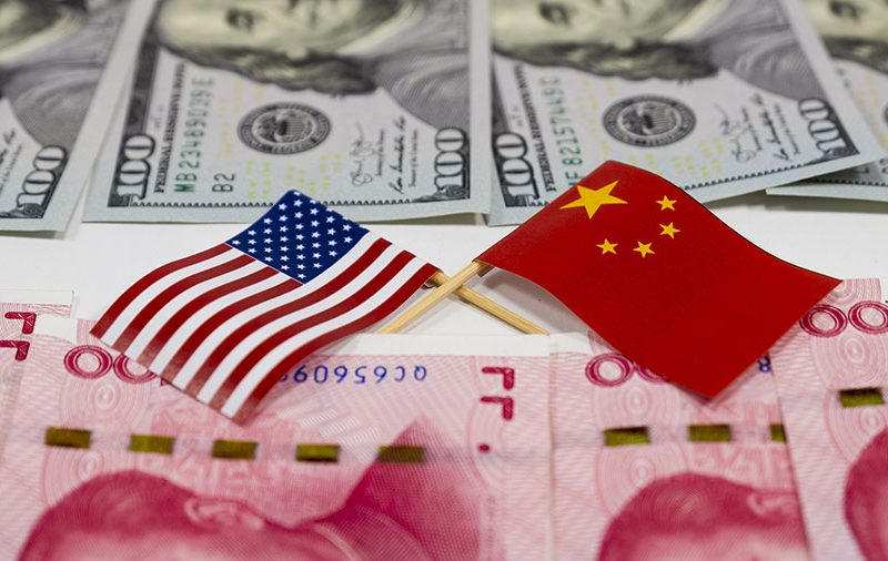 هل يتحول التوتر التجاري بين الولايات المتحدة والصين الى حرب عملات ؟