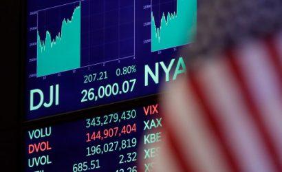الأسهم الأمريكية تعوض خسائرها المبكرة بعد تباطؤ قطاع الخدمات الأمريكي