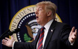 ترامب يرى أن الفيدرالي مصدر لاضطراب السوق وليس الحرب التجارية