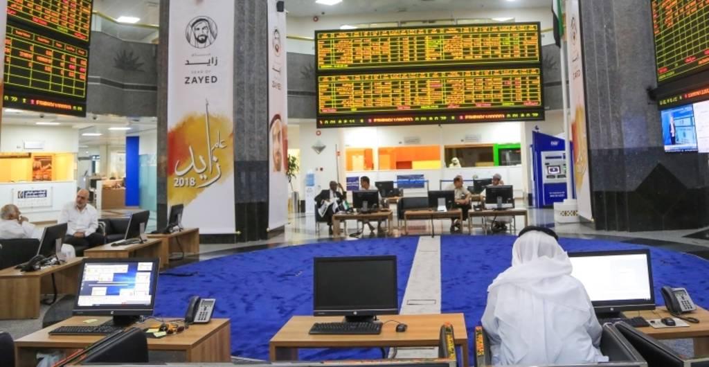 بورصة أبوظبي تفقد 3.7 مليار درهم مع تراجع الأسهم القيادية