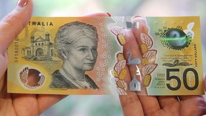الدولار الأسترالي يتراجع لأدنى مستوى في 10سنوات مع تكهنات خفض الفائدة