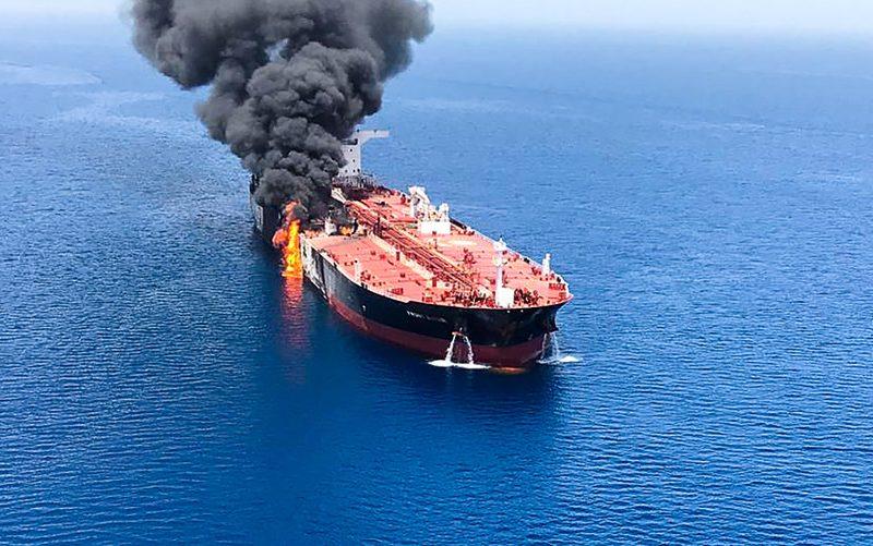 النفط الخام يقفز بعد الهجمات على منشأتي أرامكو