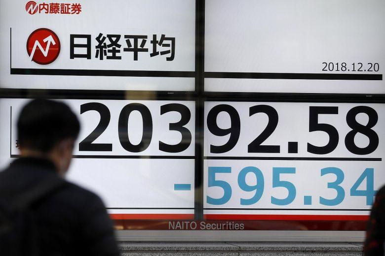 الأسهم الآسيوية تتراجع بضغط من مؤشر نيكي بعد بيانات التصنيع الضعيفة في اليابان
