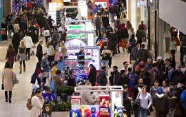 مبيعات التجزئة الأمريكية تحقق مكاسب قوية في شهر مايو