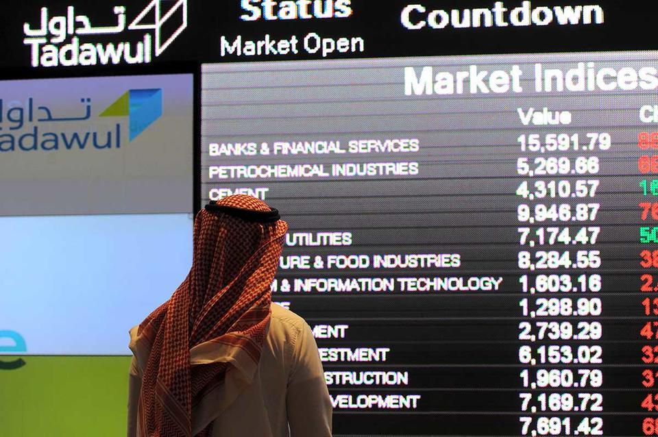 سوق الأسهم السعودية مهيأة لتتصدر الأسواق الناشئة بتدفقات صناديق المؤشرات