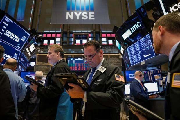 داوجونز يتحول للهبوط مع تقييم نتائج الشركات ومخاوف التوترات التجارية