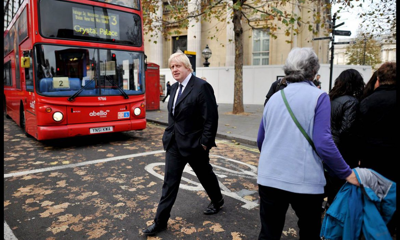 بعد هزيمته في البرلمان بوريس جونسون يدعو لاجراء انتخابات مبكرة
