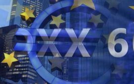 الأسهم الأوروبية تنخفض وسط مخاوف تجارية بين الولايات المتحدة والصين