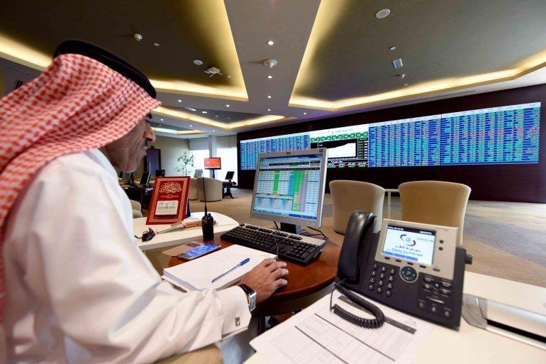 أسواق الخليج من المنتظر أن تلتقط الأنفاس وتتعافى قليلا بعد هبوط حاد