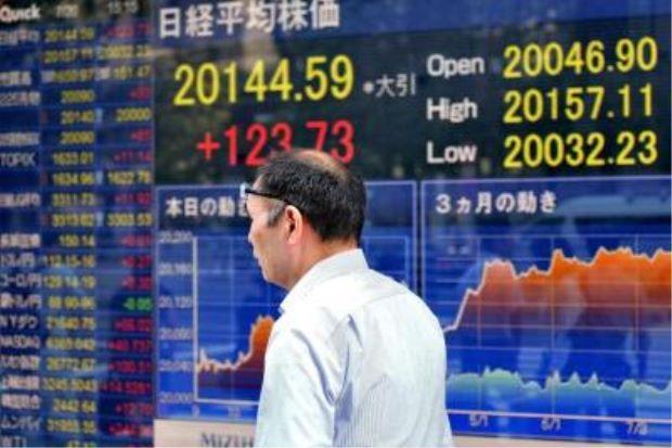 الأسهم الآسيوية متبايبة وسط تقدم المحادثات التجارية