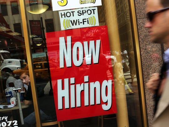 الولايات المتحدة تخلق 224000 وظيفة في يونيو والبطالة الأميركية ترتفع إلى 3.7 ٪