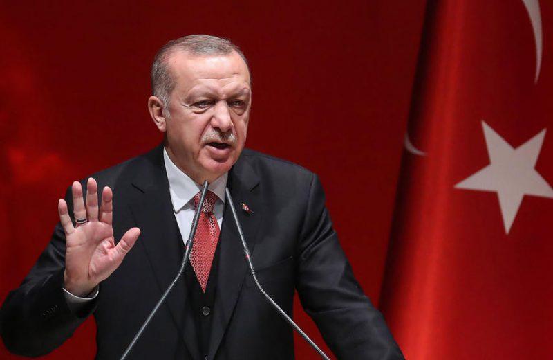 أردوغان يؤكد ضرورة اصلاح البنك المركزي التركي اصلاحا تاما