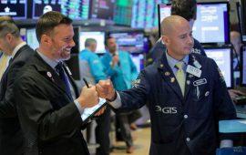 أخبار الأسهم الأمريكية : مايكروسوفت يسجل رقما قياسيا بعد تفوق الأرباح