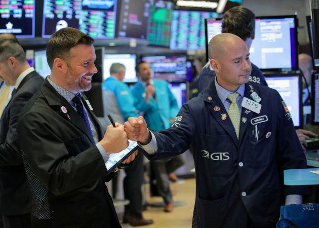 داوجونز يرتفع بنحو 200 نقطة مع انتعاش عائد السندات الأمريكية