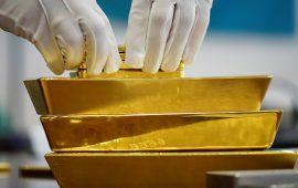 الذهب يرتفع مع ضعف بيانات الصين التي تؤثر على شهية المخاطرة