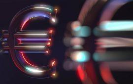 اليورو يهبط دون 1.11 دولار ويميل إلى جذب المشترين عند هذه المستويات