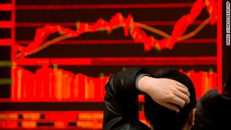 الأسواق الآسيوية تتراجع وسط تجدد المخاوف من تباطؤ النمو العالمي