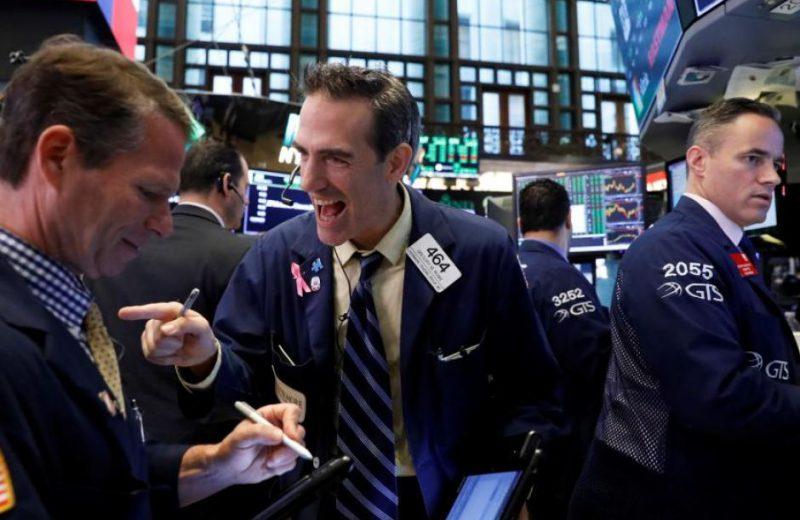 الأسواق العالمية تنتعش وسط آمال بخفض سعر الفائدة الفيدرالية