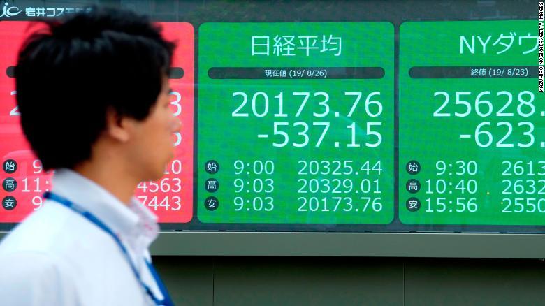 تباين الأسهم الآسيوية مع ارتفاع الآمال التجارية ومؤشر شنتشن يهبط أكثر من 2 ٪