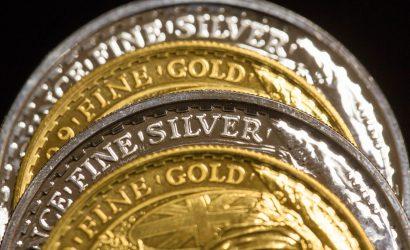 التفاؤل بشأن محادثات التجارة وارتفاع الدولار يضغطان على أسعار الذهب