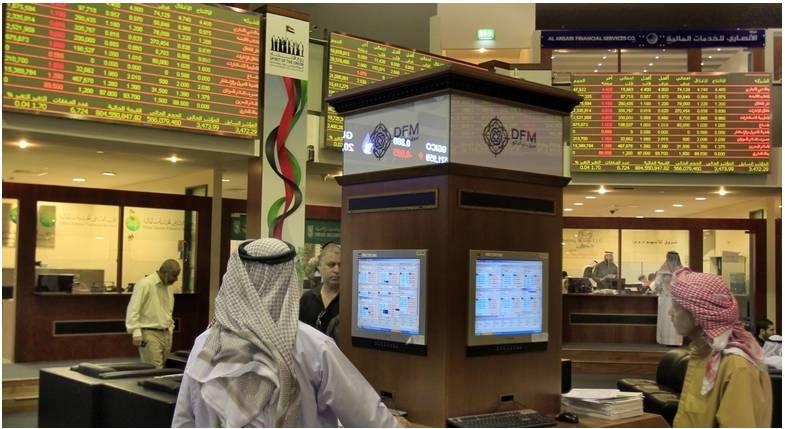 مؤشر دبي المالي يعود للهبوط وسط ضغوط بيعية