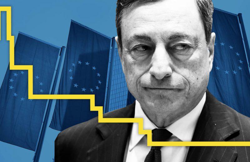 دراجي يودع البنك المركزي الأوروبي وبريكست بدون صفقة يثير ذعر الجنيه الإسترليني