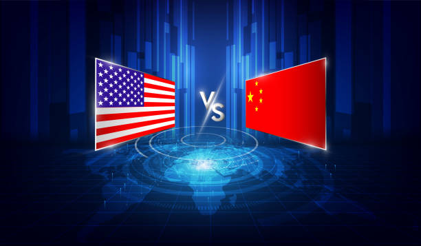 حرب التجارة : فرض عقوبات أمريكية على 8 شركات صينية قبل المفاوضات