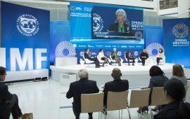 نمو الاقتصاد العالمي سيبلغ  أدنى مستوياته منذ الأزمة المالية بسبب التوترات التجارية