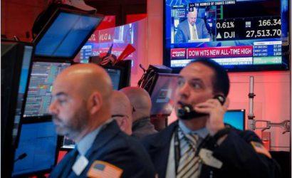 الأسهم الأمريكية مستقرة مع تقييم المستثمرين لفرص صفقة التجارة