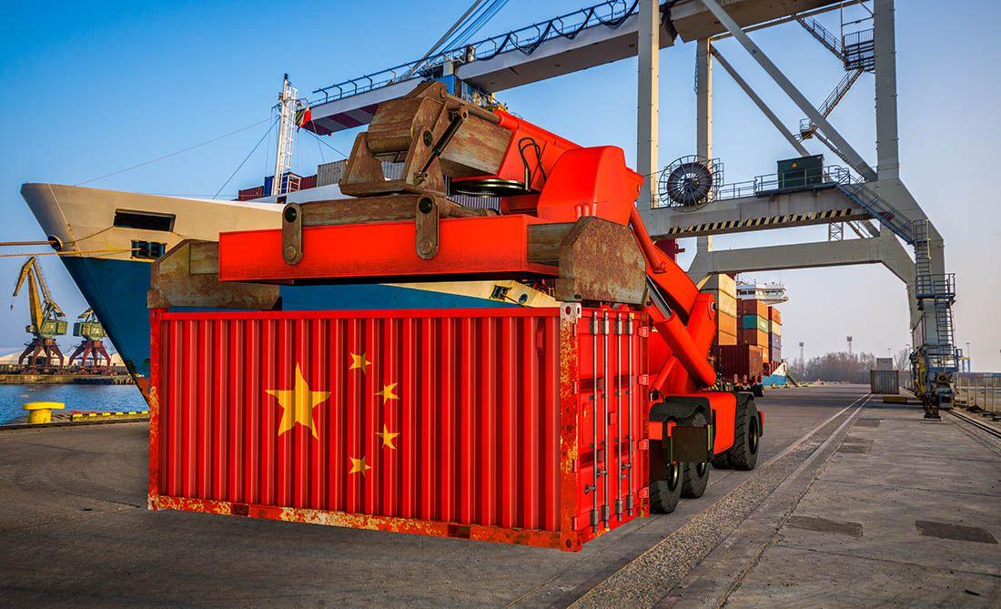 انخفاض الصادرات والواردات الصينية أقل من المتوقع في أكتوبر