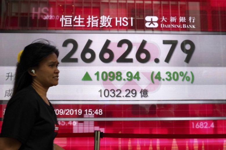الأسهم الآسيوية متباينة ومؤشر نيكي يحقق ارتفاعا قياسيا وسط آمال اتفاق التجارة