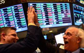 داوجونز يحقق ارتفاعا قياسيا مع آمال اقتراب الصفقة التجارية