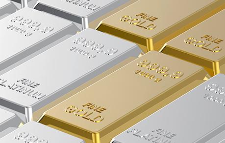 أسعار الذهب مستقرة والبلاديوم قرب أعلى مستوياته على الإطلاق