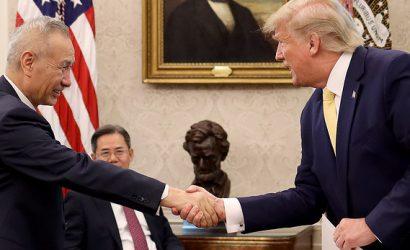 الصين تؤكد أن ليو خه سيتوجه إلى واشنطن لتوقيع اتفاق تجاري